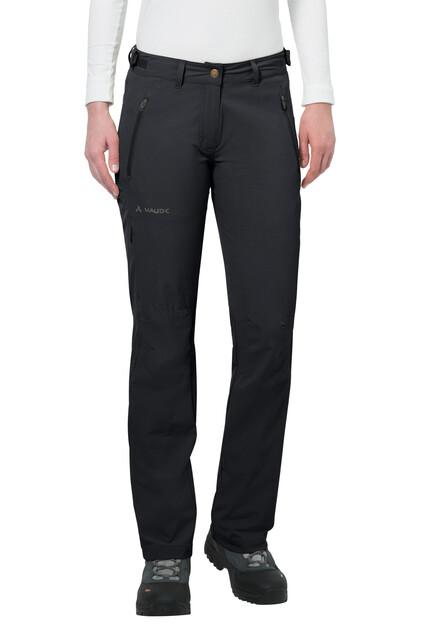 VAUDE Farley II Stretch Pants short Damen black